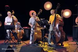 Three bass hit avec DarryHall et Jesper Lundgaard