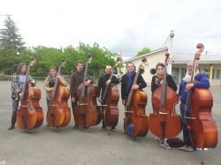 Stage à Jazz In Marciac Mai 2013