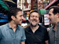 "Album « Live in Bangkok"" Ignasi Terraza Trio"
