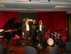 """Copenhague Decembre 2013 en trio avec Niels Lan Doky et Tootie Heath au  """"The Standard"""""""