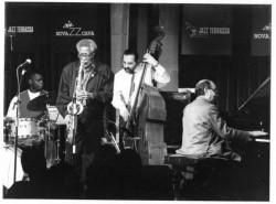 Gregory Hutchinson, Joe Henderson, PB, Tete Montoliù, Terrassa 1996