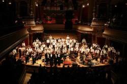 """Lalo Schifrin, Prague 2010, concert suite à l'enregistrement de """"Jazz Meets the Symphony"""""""